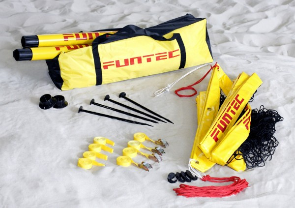 FUNTEC® Beach Champ Beachtennis Set