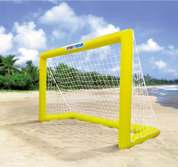 Aufblasbares Beachhandballtor