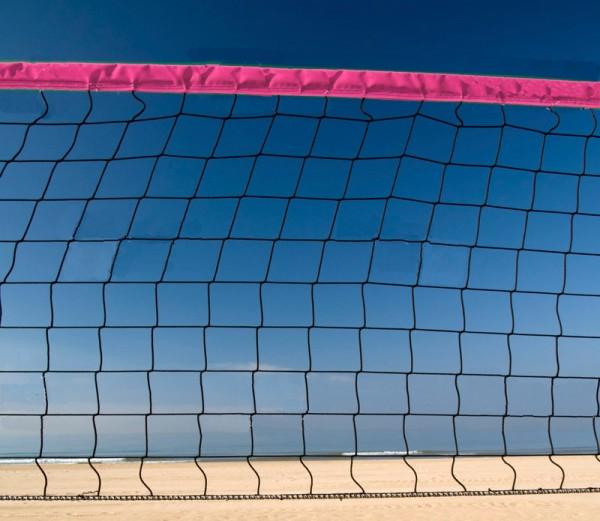 Huck Beachvolleyball Trainingsnetz 8,50 m