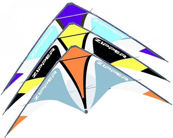 Rhombus Zipper