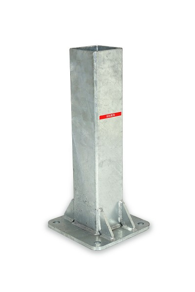 FUNTEC® Bodenhülse für Mittelpfosten
