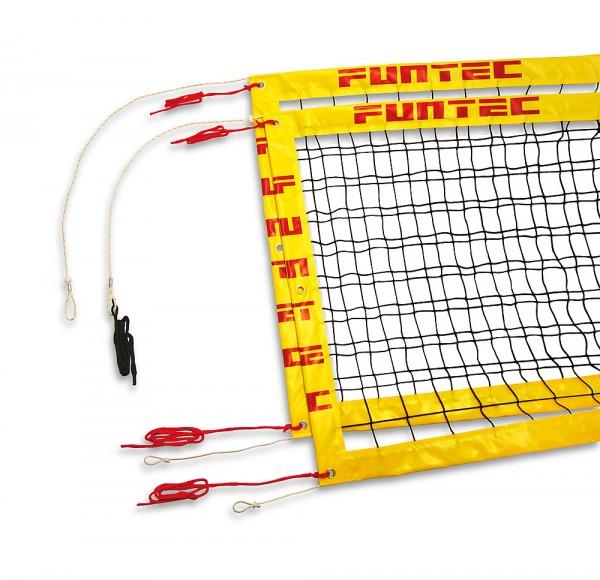Beachvolleyballnetz für den Turniersport von Funtec