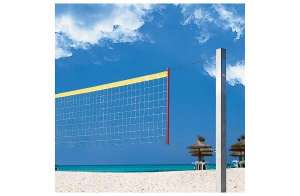 Beachvolleyballnetz aus schnittfestem Dralo