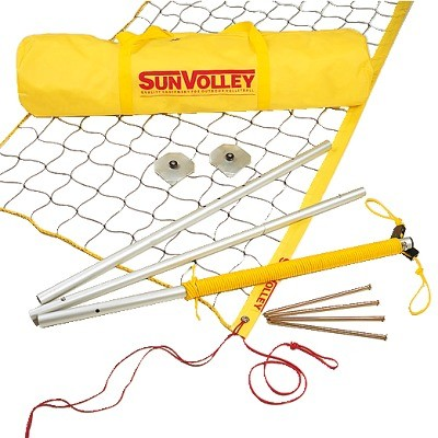 SunVolley® Beach-Volleyball-Anlage 'LC 600'